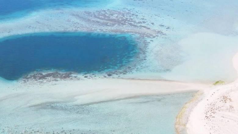 Abu Dhabi surveille la présence d'un rare trou bleu dans les eaux d'Al Dhafra