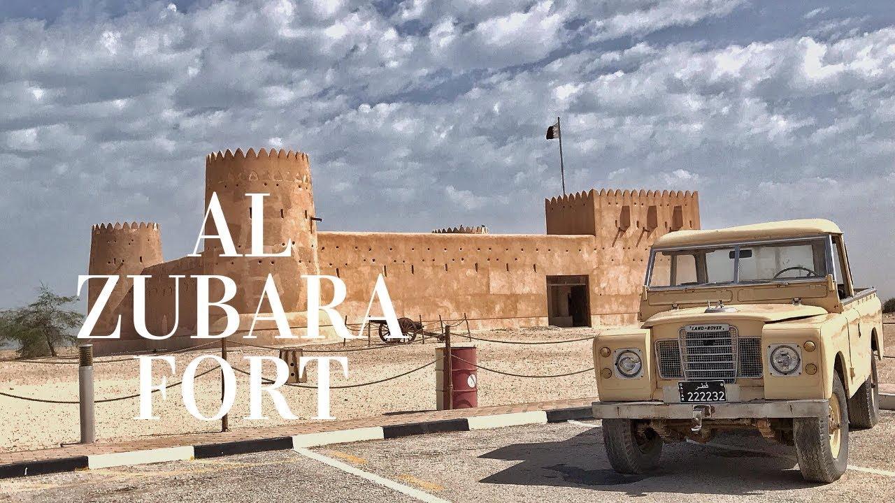 Site Archéologique D'Al Zubarah Au Qatar