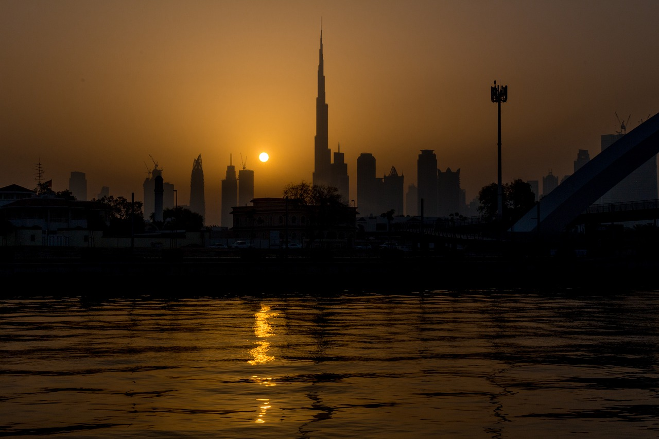 Burj Khalifa emirats arabes unis