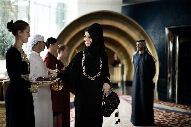 Femme ministre aux Emirats arabes unis