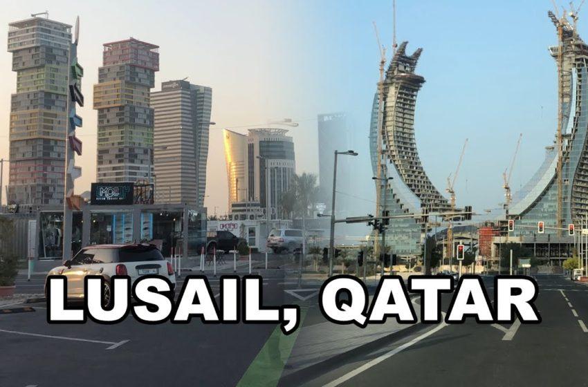 Lusail City-qatar