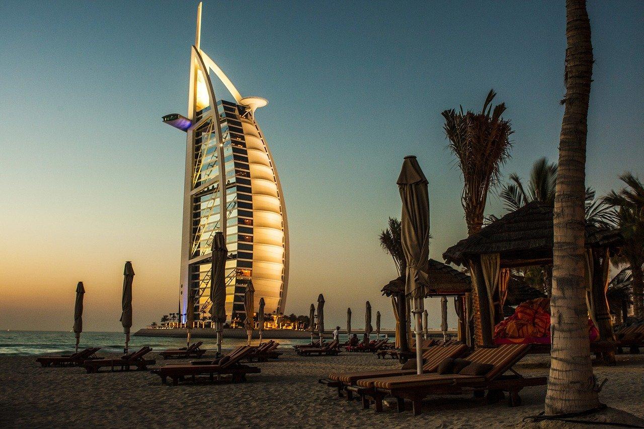 dubai emirats arabes unis francophones