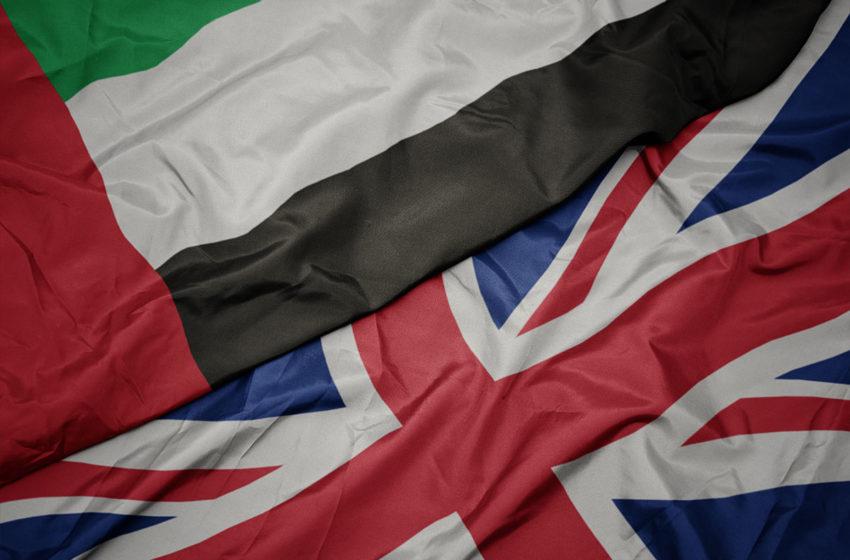 La communauté  Britannique aux Emirats arabes unis