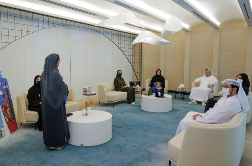 Des artistes pour enrichir les espaces de la ville à Dubai