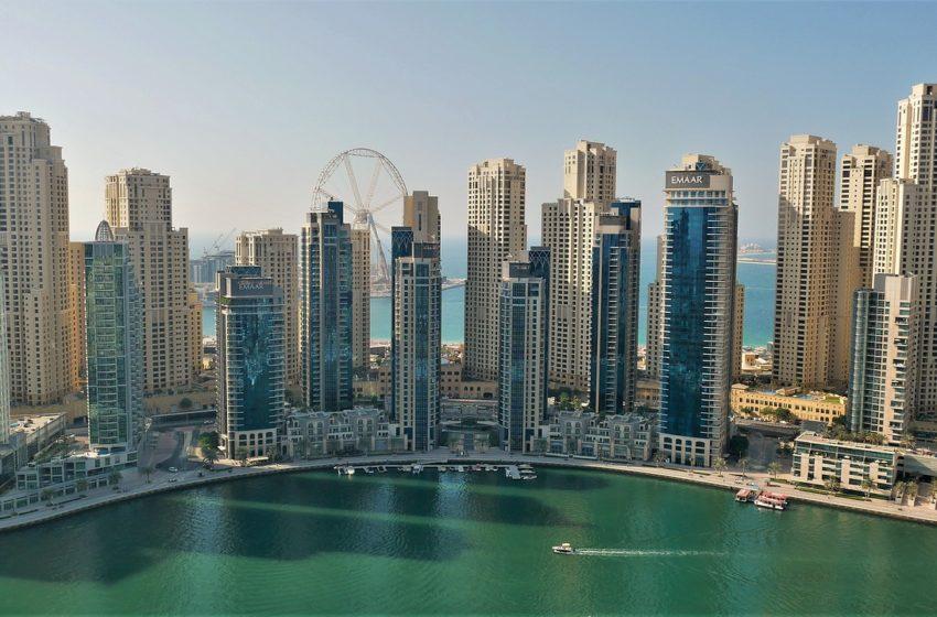 La reprise économique des Émirats arabes unis