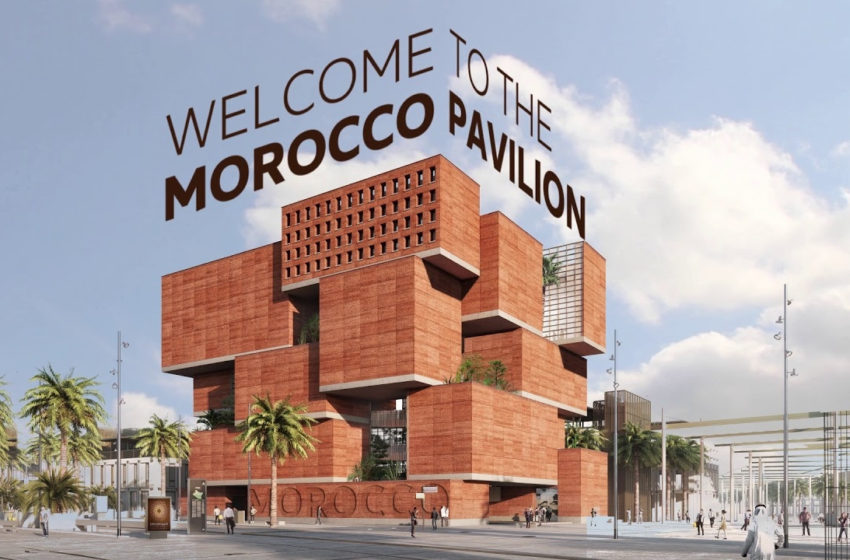 Dubai Expo 2020 : Pavillon du Maroc