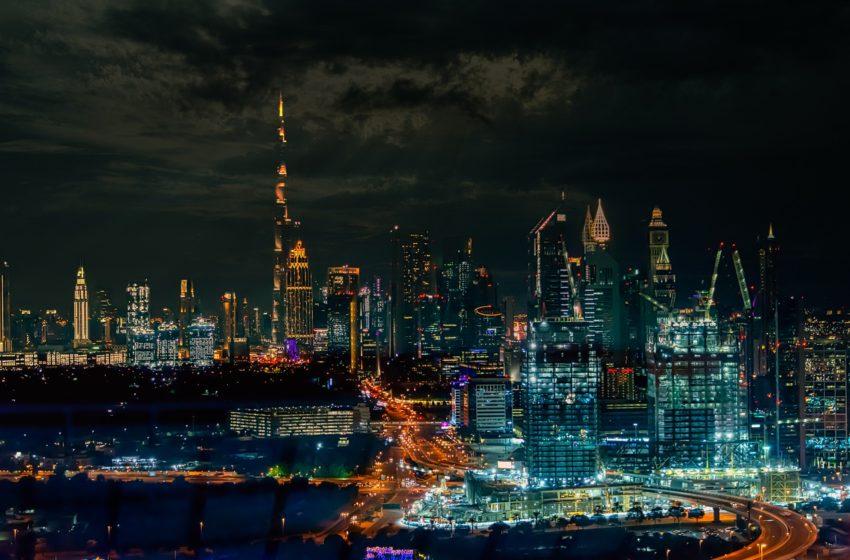 Le commerce électronique à Dubai