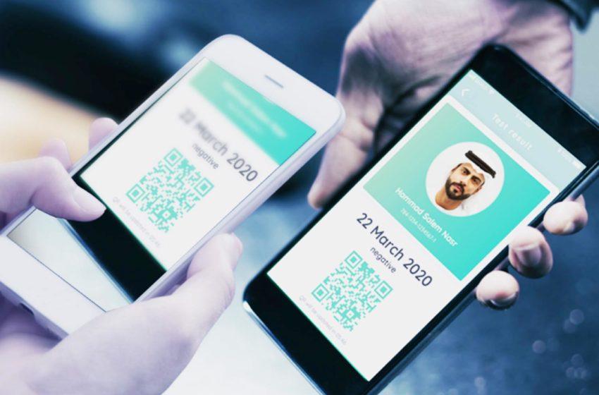 Le « green pass » à Abu Dhabi aux UAE