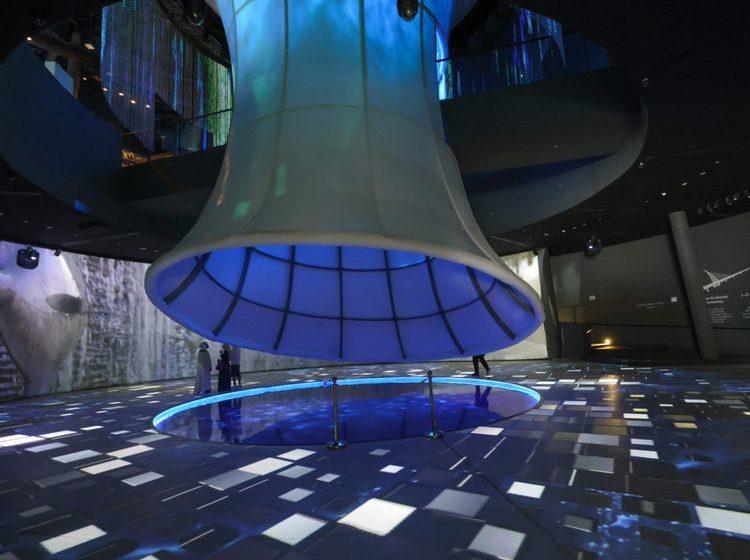 Expo 2020 Dubaï : la nature traverse le pavillon du Koweït