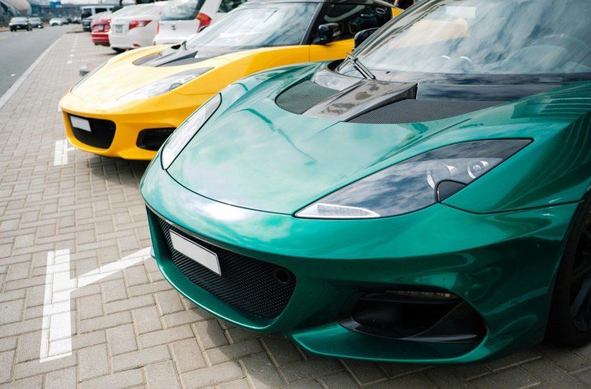 Dubaï voiture